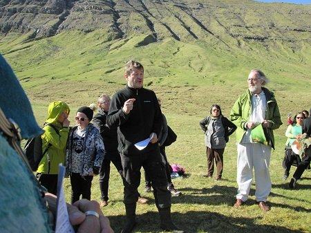 Pilgrimage to Gásadalur