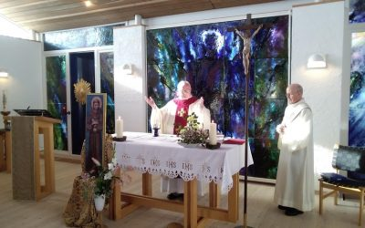 Meet Our New Parish Priest!