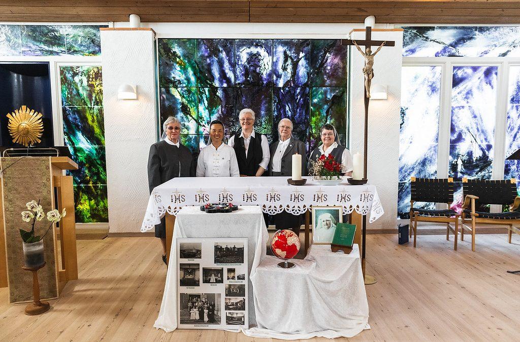 Celebrating 90 years with the Parish